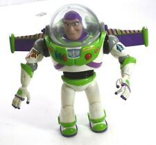 "Buzz Lightyear Space Ranger 12"" Light Up Talking Action Figure Spanish English"