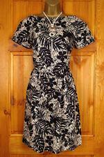 Summer/Beach Short Sleeve Linen Dresses for Women