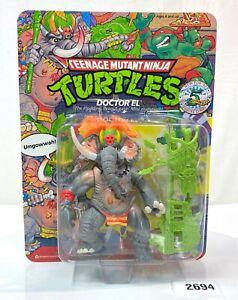 Vintage Teenage Mutant Ninja Turtles DOCTOR EL Playmates 1992