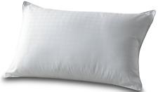 Dunlopillo Serenity Deluxe Latex Pillow Luxury Slim Shallow 5 Year Guarantee