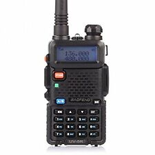 BaoFeng UV-5R Dual Band 136-174/400-520 MHz FM Ham Two-way Radio NEW Free Ship