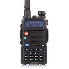 BaoFeng UV-5R Dual Band 136-174/400-520 MHz FM Ham Two-way Radio NEW Free Ship