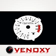 Honda VFR 800 VTEC 2002-2012 UNIQUE Fond de Compteur BLANC