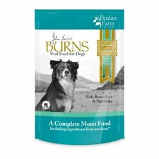 Burns Penlan Wet Dog Food Fish Brown Rice Vegetable 400g Pouch