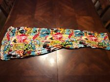Walt Disney Multi Color and Multi Character Scarf