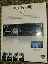 Dual Electronics XDM6351 Car CD Player In Dash Receiver New In Box CD + MP3, WMA