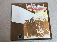Led Zeppelin II Atlantic record LP vinyl 1969?!
