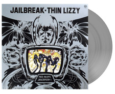 JAILBREAK - THIN LIZZY - SILVER VINYL LP COLORED LIMITED EDITION 2019