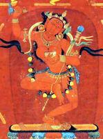 "perfect 24x36 oil painting handpainted on canvas"" Mandala""@15746"