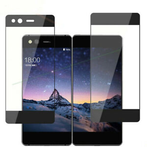 For ZTE Axon M Front + Back Full Covered 9H Tempered Glass Screen Protector
