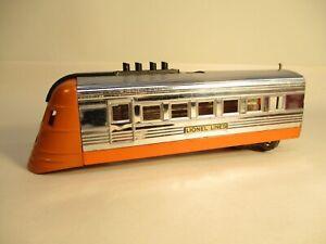 O Gauge Lionel 1816 Body Cab For Silver Streak Streamliner Prewar X7539
