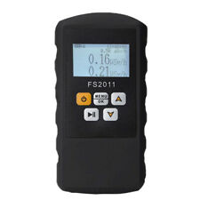 FS2011 Radiation Detector Geiger Counter Beta Gamma X Ray with Alarm D5G9