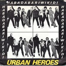 7inch URBAN HEROEShabadabariwikidiHOLLAND EX / VG++ (S0879)