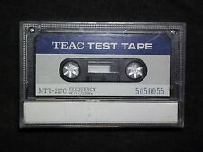 TEAC Frequency Response Test Tape MTT-217C