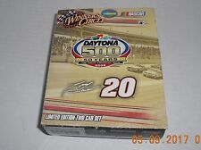 Die Cast NASCAR DAYTONA 500 2008 Winners Circle Ltd Ed. Tony Stewart 1:64 NIB