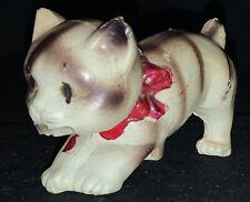 Vintage Celluloid - Playful Kitty Cat!