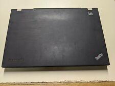 Lenovo ThinkPad T530 15.6in, Intel Core i5-3210M 2.5 GHz, 4GB RAM, 256GB SSD
