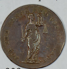 Great Britain 1794  1/2 Penny  Dublin Talbot Fyan DH-308 combine shipping GR0223