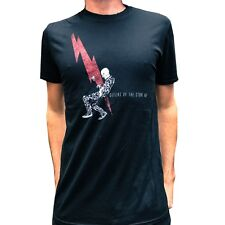 Official Queens of The Stone Age - Lightning Dude T-shirt Medium