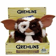 Gremlins Singing & Dancing Gizmo Plush with Sound Mogwai Jouet Doux