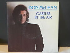 DON MCLEAN Castles in the air 2C008 64606