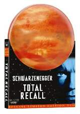 Total Recall:  Special Limited Edition DVD. Brand New And Sealed.