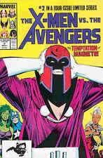 X-Men vs. Avengers # 2 (of 4) (Marc Silvestri) (Estados Unidos, 1987)