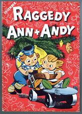 RAGGEDY ANN & ANDY #7 1946 Only APP Little Black Sambo Black Mumbo & Black Jumbo