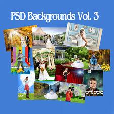 85 DIGITAL PHOTOGRAPHY  FANTASY  BACKGROUNDS BACKDROPS  GREEN SCREEN Vol 3