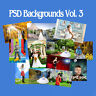 85 DIGITAL PHOTOGRAPHY  FANTASY  BACKGROUNDS BACKDROPS  GREEN SCREEN Vol 3