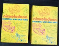 Nickelodeon - Kid Robot - Collectible Mini Vinyls