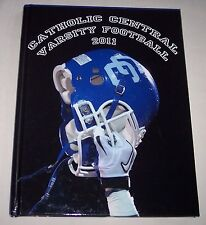 Detroit Catholic Central High School Varsity Football 2011 season yearbook