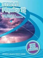 STRIVE Physics 12 - Past HSC Q & A 1982-2018