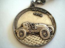 PORTE CLES RENAULT 1902 MANOSQUE AUTO VOITURE