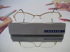 875d023a27f Lindberg Gold Eyeglass Frames for sale