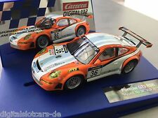 "Carrera Digital 132 30714 Porsche GT3 RSR ""Hybrid, No.36"" VLN 2011 NEU OVP"