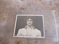 1904 fr Midget Postcard -- Edwardian Actress - Gertrude Elliott