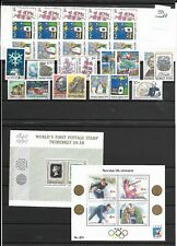 NORWAY @ YEAR 1990  MNH Complete ,incl. Booklets  - Nice Priced @ Nor.74