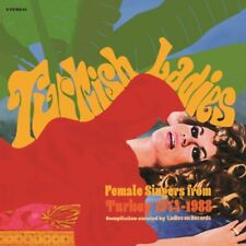 TURKISH LADIES: FEMALE SINGERS FROM TURKEY 1974-1988  CD NEW