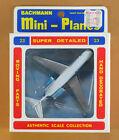Vintage Bachmann Mini-Planes Model Airplane 1970s • #23 Eastern Douglas DC-9