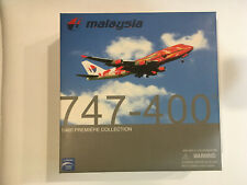 1/400 Dragon Wings Malaysia Airlines Boeing B 747-4H6 Hibiscus 9M-MPD Item 55519