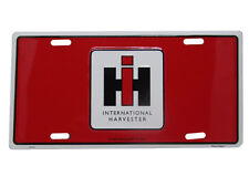 "International Harvester Truck 6""x12"" Aluminum License Plate Tag"