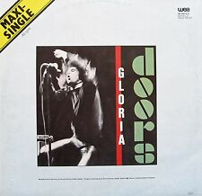 The Doors - Gloria (Maxi Single) (Vinyl, Ex.Cond., 1983, 96-9978-0)