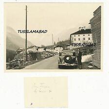 Landeck Tirol Stadt alte Häuser Auto Pkw Kennung siehe Foto Ansicht Österreich