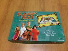 Pressman Scooby-Doo The Movie + Scooby Doo 2 Monsters Unleashed Board Games