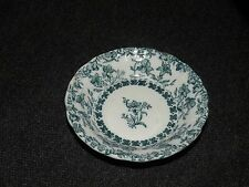 ANTIQUE CHILD'S TOY NEW WHARF POTTERY LOUISE transferware plate for a teaset