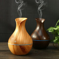 Electric Air Humidifier Aroma Diffuser Aromatherapy LED Ultrasonic Relax Defuser