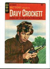 Walt Disney Presents Davy Crockett  . Gold Key  1955   - VG +