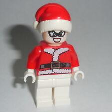 SUPER HEROES Villains of Christmas DR QUINZEL SANTA 10937 Genuine Lego Parts