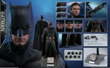 Hot Toys MMS455 1/6 Justice League Batman Figure USA Ben Affleck DC